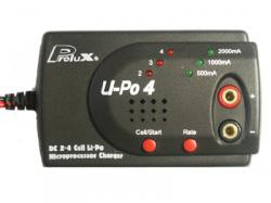 DC 2-4 CELL LI-PO CHARGER (HP3830)