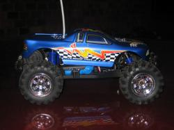 ZK2 EP MONSTER TRUCK L (6551-FS41A2)